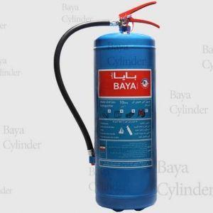 کپسول آتشنشانی آب و گاز10لیتری