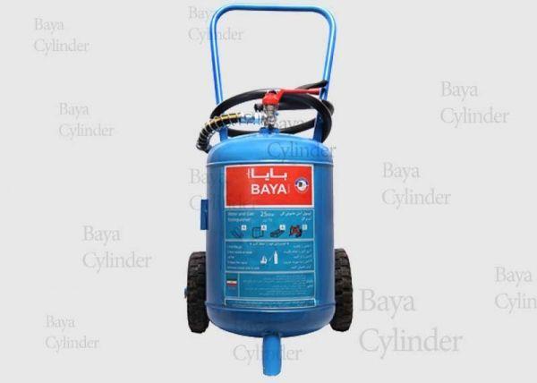 کپسول آتش نشانی آب و گاز25 لیتری